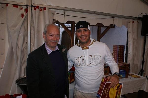 Klaus Teuber & Ricardo Gomes