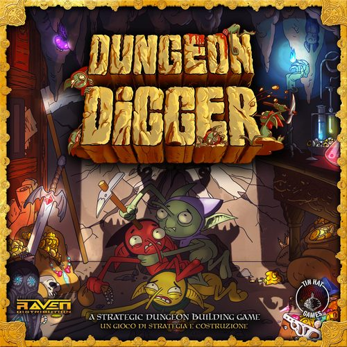 Dungeon Digger no KS