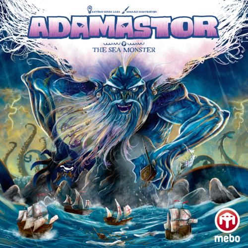 Vem aí… Adamastor – The Sea Monster